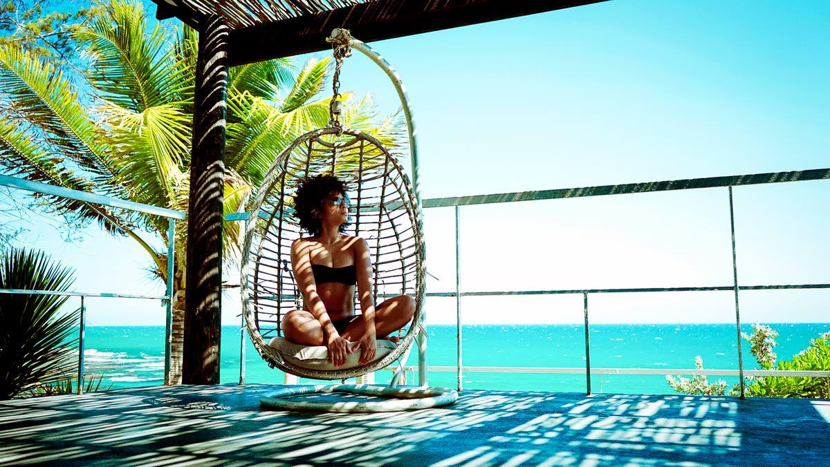Joni Wedderburn swings into new territory with travel blog