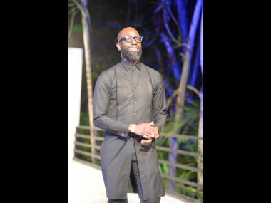 Nigerian designer Ohimai Atafo