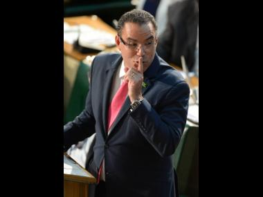 Cabinet Minister Daryl Vaz has quipped that his political enemies will soon watch him take a flight to the United States.