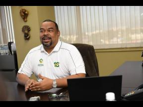 Chairman of Supreme Ventures Limited, Gary Peart.