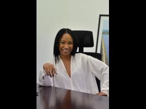 Angella Rainford, CEO of Soleco.