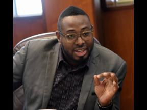 Ewan Simpson, attorney-at-law and musician, has been returned for a second term as the chairman of the  Jamaica Reggae Industry Association.