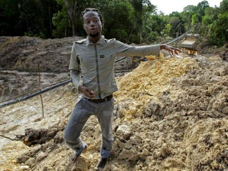 Gold Rush A Growing Threat To Suriname
