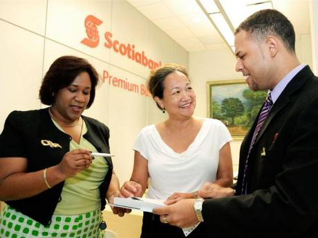 Scotiabank introduces exclusive premium service | Business | Jamaica
