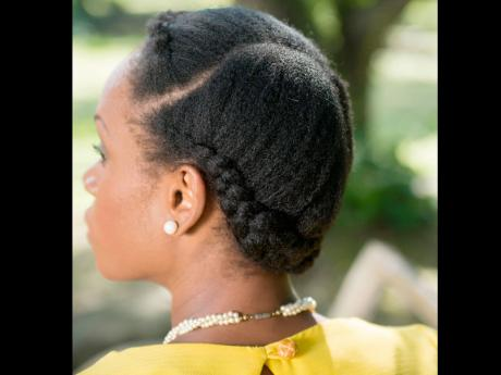 styling hair for work hairstyles for work flair jamaica gleaner 4936