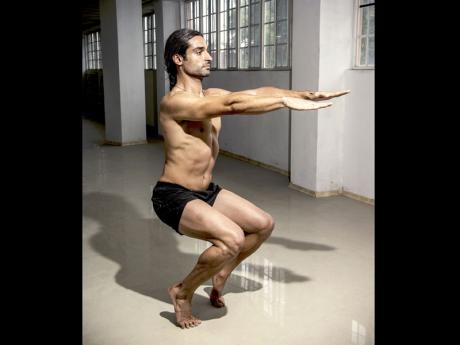 bikram yoga with rafael veiga  flair  jamaica gleaner