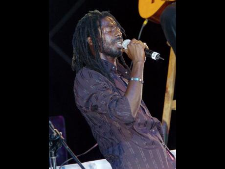 Image result for jamaica gleaner buju banton