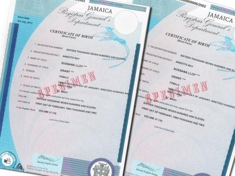 How to obtain my jamaican birth certificate best design how to re vital records from jamaica birth certificate youth information centers ncyd jamaica yadclub Choice Image