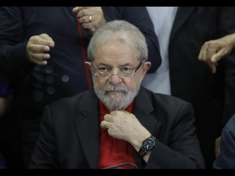 Brazil freezes assets of ex-president Lula in corruption case