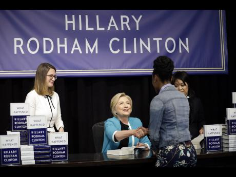 White House Slams Hillary Clinton's Memoir for 'False and Reckless Attacks'