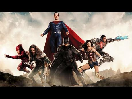 'Justice League' dominates weekend box office in S. Korea