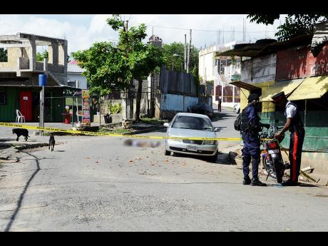 Jamaica linstead House For