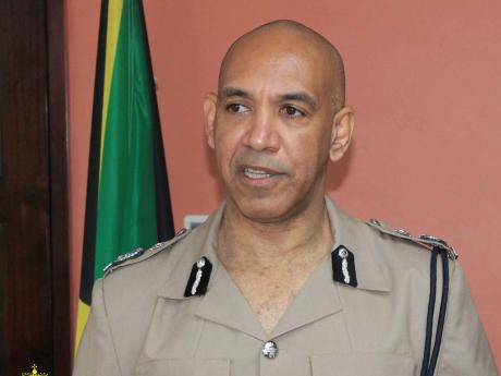 Five #FastFacts about new Police Commissioner Antony Anderson | Lead  Stories | Jamaica Gleaner