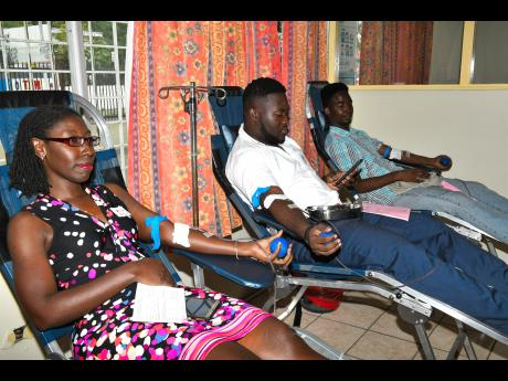 'Missing Types' blood donation campaign begins