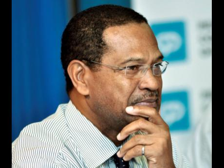 Winston Watson, group general manager for Petrolium Corporation of Jamaica, the state agency in charge of the oil exploration project.