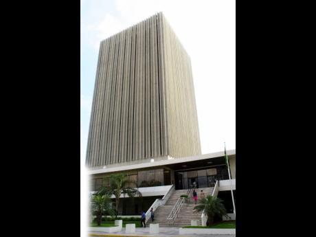 The Bank of Jamaica, regulator of deposit-taking institutions.
