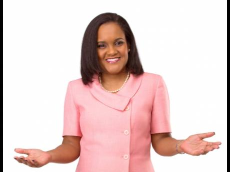 JMMB Group's chief marketing officer,  Kerry-Ann Stimpson.