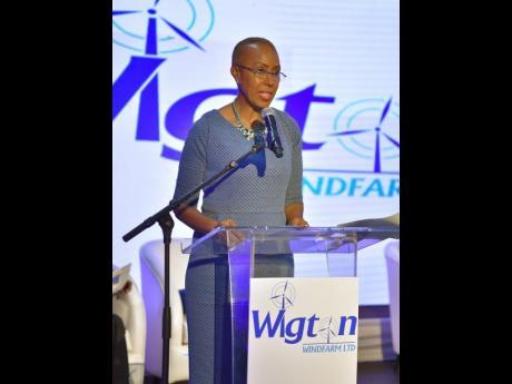 Wind farm jamaica ipo