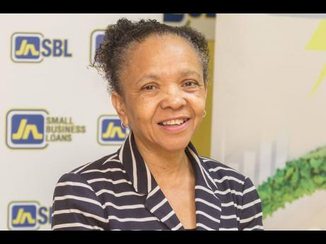 Thelma Young, deputy general manager, JN Small Business Loans