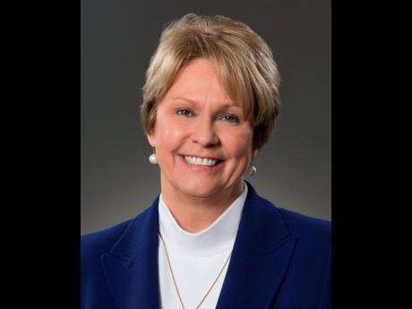Occidental Petroleum Corp President and CEO Vicki Hollub.