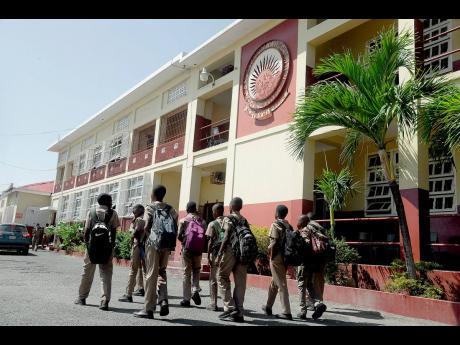 Wolmer's Boys' School.