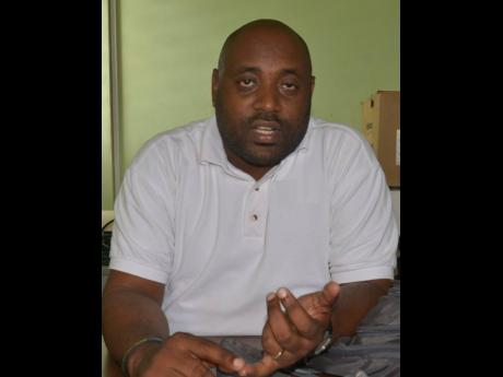 Mashario Bisasor, the parish manager for the Social Development Commission (SDC) in Hanover.