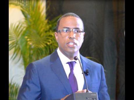 Director of the Caribbean Development Bank, Dr Justin Nam.