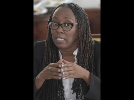 Jeanette Calder, civil-society advocate. File