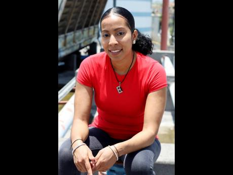 Jamaica-born audio engineer and EDM artiste Nia Orea.