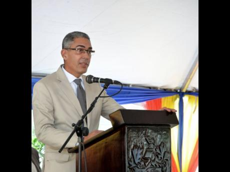 Richard Byles, chairman of 138 Student Living Jamaica Limited.