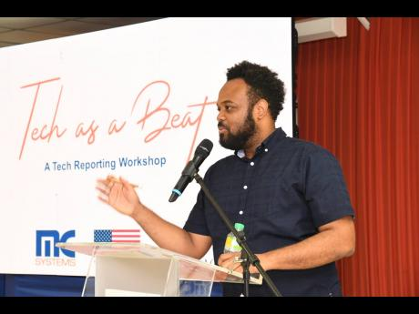 Kalando Wilmoth, communication consultant and adjunct lecturer at the Caribbean School of Media and Communication.