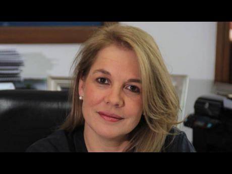 President of the Inter American Press Association, María Elvira Domínguez