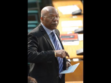 Dr Morais Guy, opposition spokesman on housing.