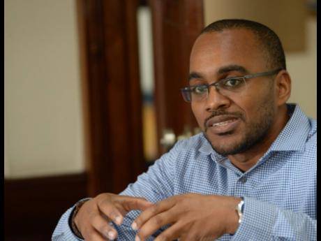 Kevin Donaldson, CEO of Sagicor Investments Jamaica Limited.