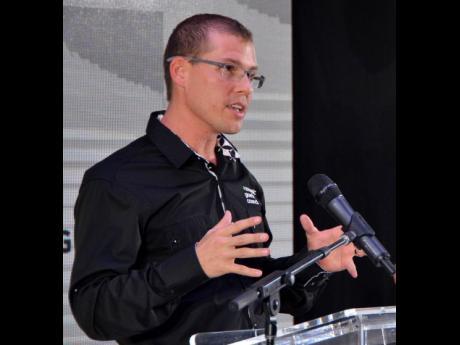 Adam Stewart, CEO of Sandals Resorts International and ATL Group.