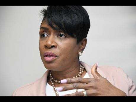 President and CEO of Supreme Ventures Limited, Ann-Dawn Young Sang.