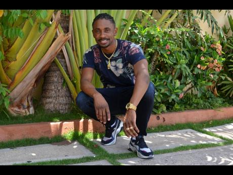 Christopher  Martin says he feels blessed with the career he has.