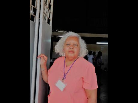 Joan Crawford McDonald, president of the Alliance of Jamaican and American Humanitarians.