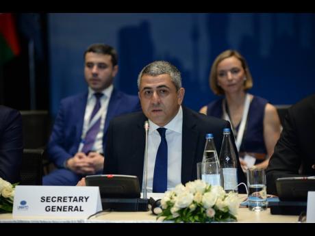 UNWTO Secretary-General Zurab Pololikashvili