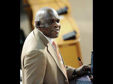 Senator Floyd Morris