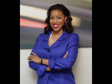 Kayon Mitchell, senior manager of corporate communications, Flow Jamaica.