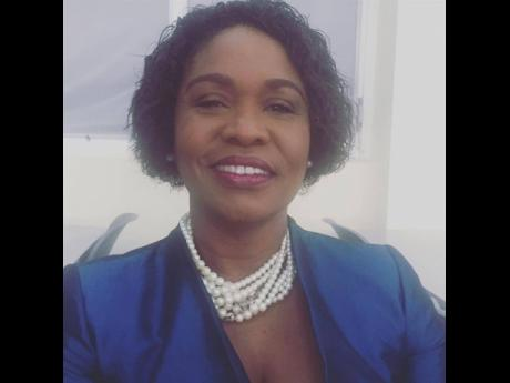 Dr Nicholeen DeGrasse Johnson, principal of the Edna Manley College of the Visual and Performing Arts.