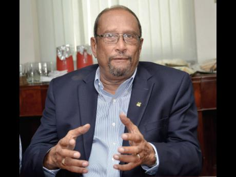 PSOJ President Howard Mitchell