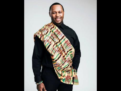 Gospel singer Micah Stampley