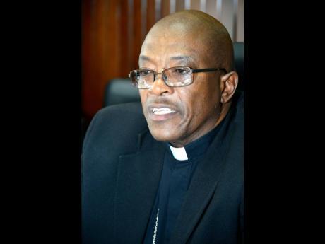 Archbishop Kenneth Richards