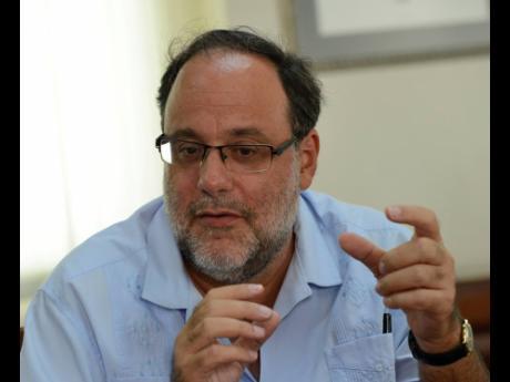 Mark Golding, opposition spokesman on finance and planning.