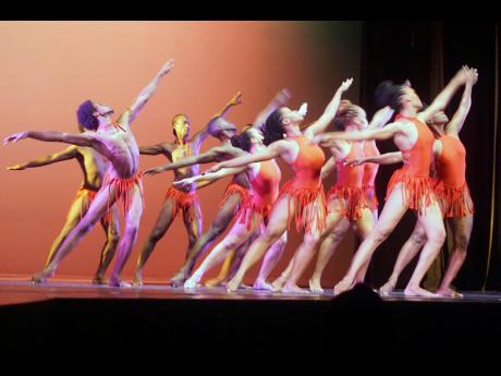 'Beauty Is ...' choreographed by Hope Boykin