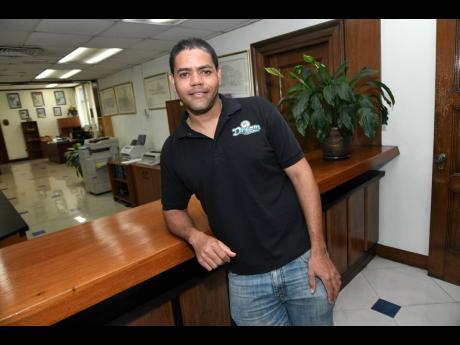 Carlos Phillpotts, marketing director, Dream Entertainment.