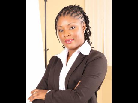 Kadian Dyke, micro loan manager at First Heritage Co-operative Credit Union Limited.