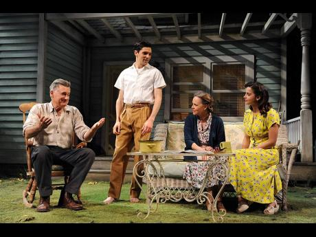 The Kellers' contented lives shattering 'National Theatre Live: All My Sons', encoring this Sunday at Palace Cineplex.